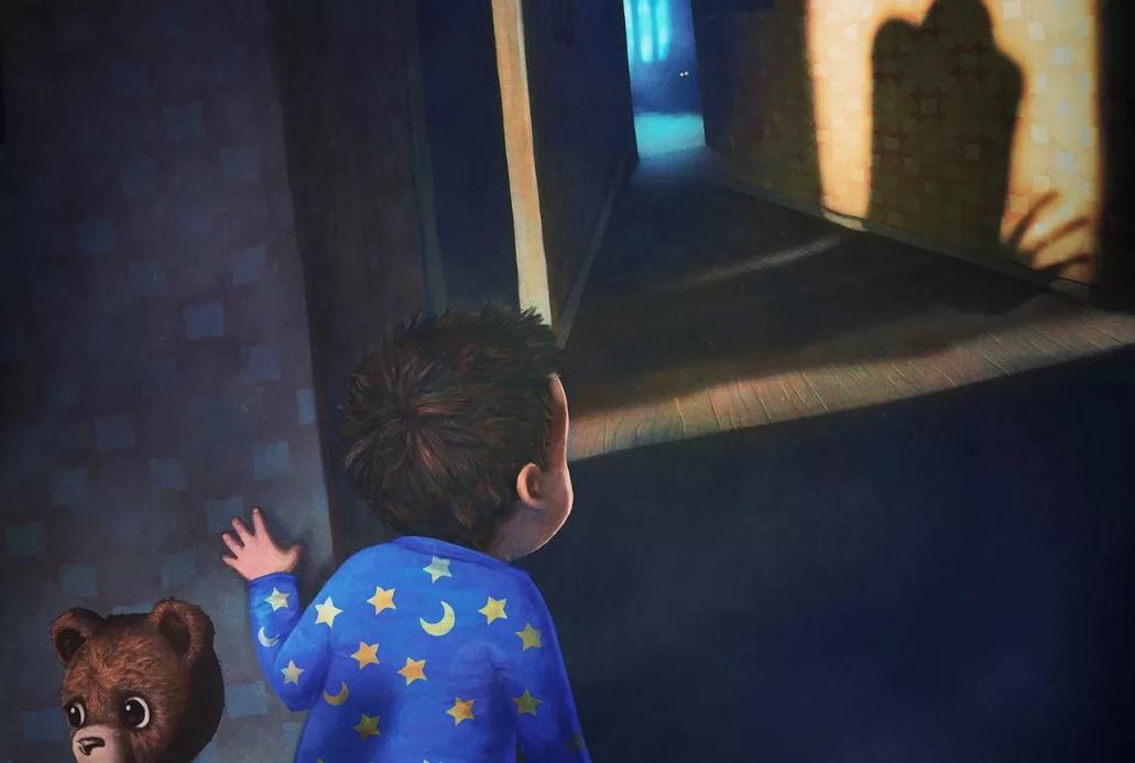 детские страхи, страхи у ребенка, ребенок боится темноты
